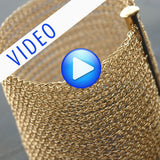 How to crochet a Bracelet , Video tutorial - Yooladesign
