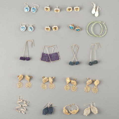 Earrings Sample sale - 24$ each