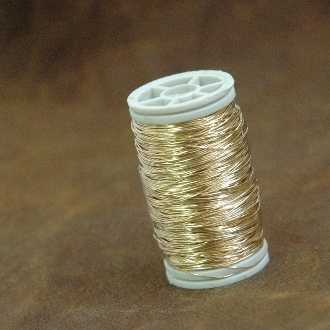 Gold filled wire , dead soft gold filled , 30 gauge , wire crochet supplies, gold wire - Yooladesign