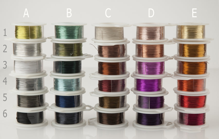 Knitted tubes - Wire tubes - Mesh tubes - made of craft wire