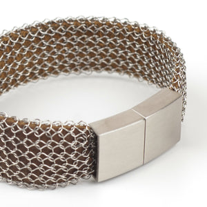 Men's Leather Bracelet - Yooladesign