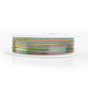 Pastel Multicolor wire 0.3mm 65ft - Yooladesign