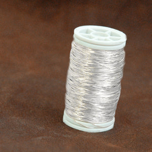 Fine silver wire , dead soft 999 silver , 28gauge , wire crochet supplies - Yooladesign
