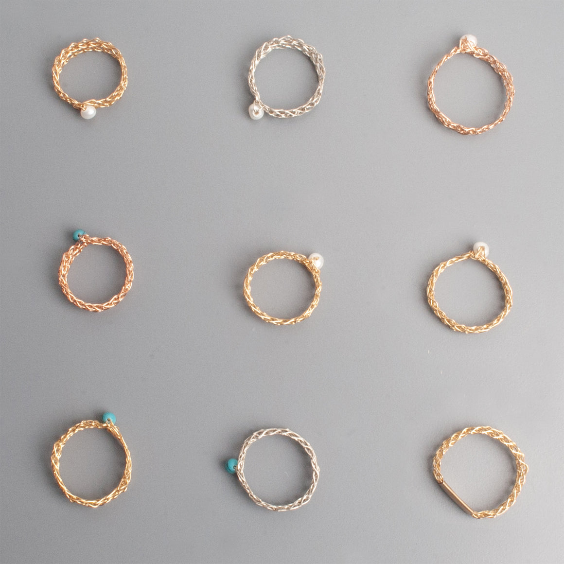 Thia rings - Sample sale - Yooladesign