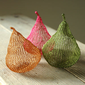 Color wire, artistic wire for wire crochet - FOREST - Yooladesign