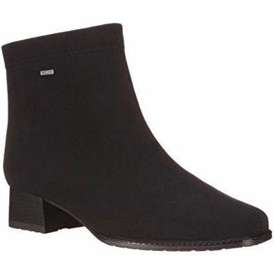 Gail Black Ankle Boots