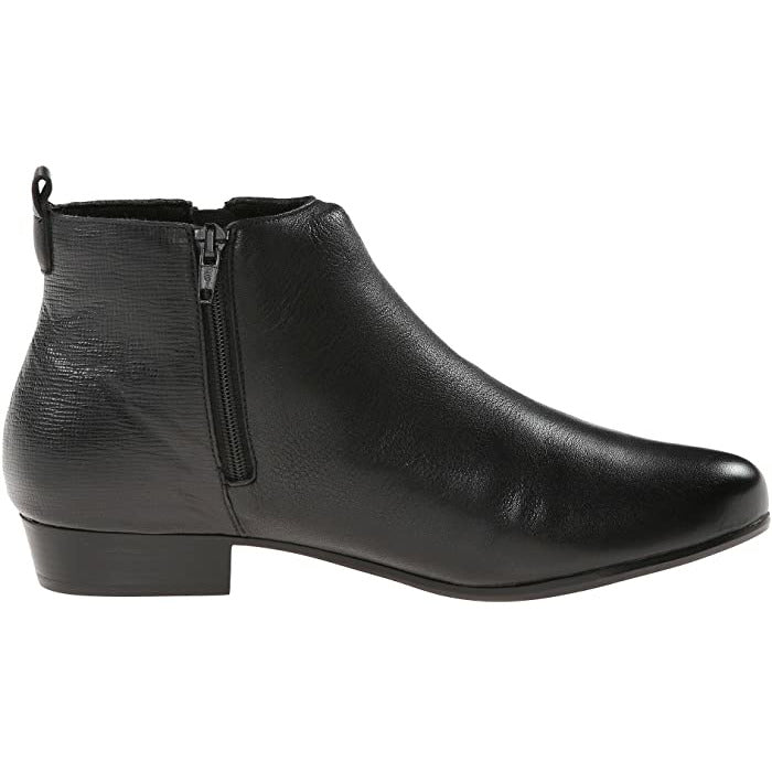 Lexi Black Ankle Boots