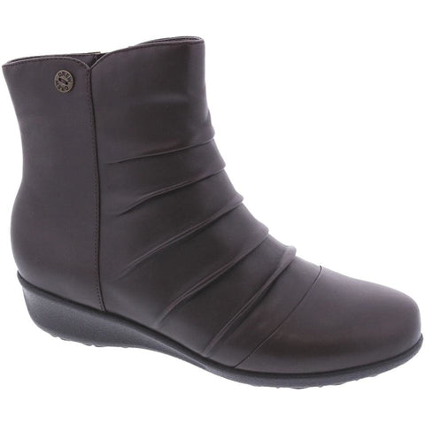 Cologne Black Ankle Boots