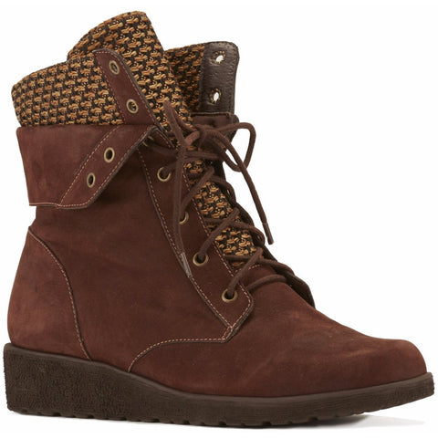 Finch Brown Ankle Boots