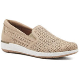 Orleans Light Taupe Casual Shoes