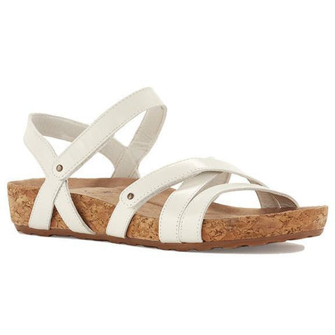 Pool White Sandals