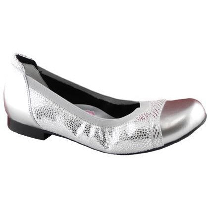 Ronnie Silver Pump