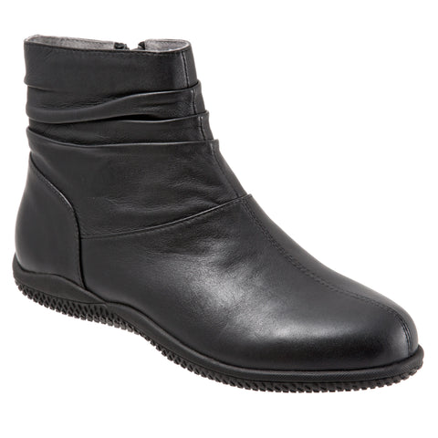 Hanover Black Ankle Boots