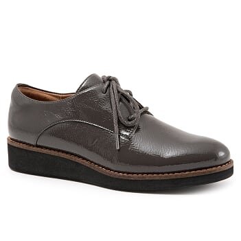 Willis Grey Patent Oxford