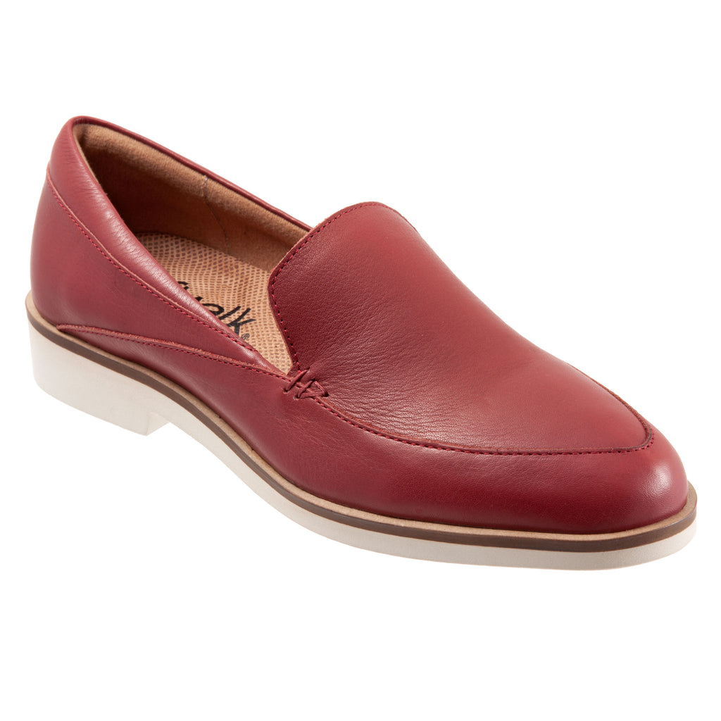 Windsor Red Loafers