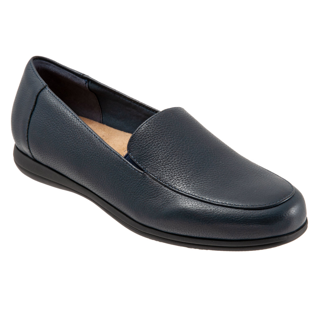 Deanna Navy  Loafers
