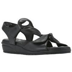 Valerie Black Sandals