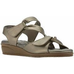Valerie Bronze Sandals