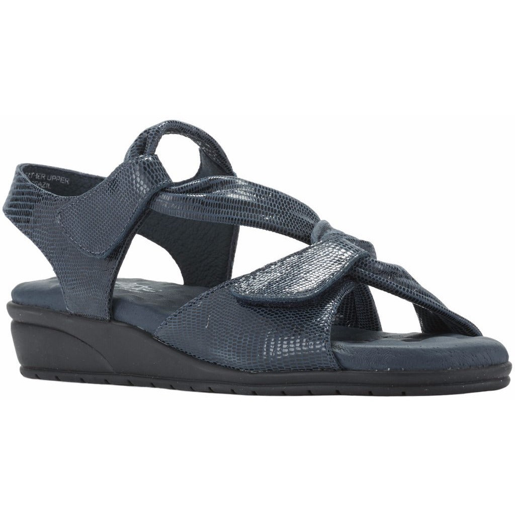 Valerie Navy Sandals