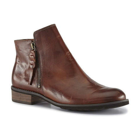 WC Kason Brown Ankle Boots