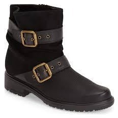 Dallas Black Ankle Boots