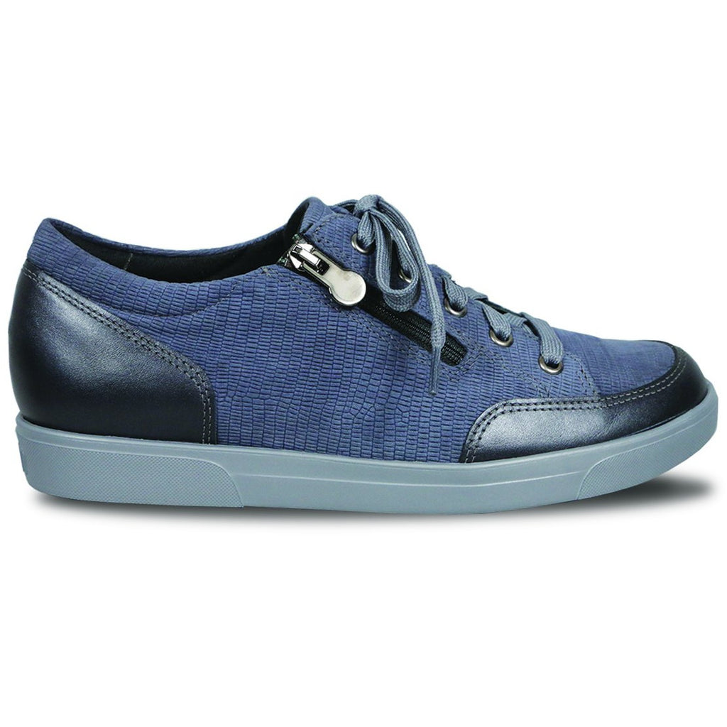 Gabbie Jeans Leather Sports Shoe