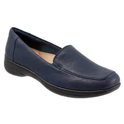 Jacob Navy Loafer