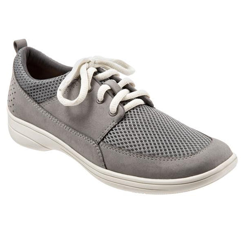 Jesse Grey Mesh Oxford