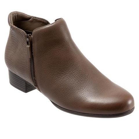 Major Taupe Ankle Boots