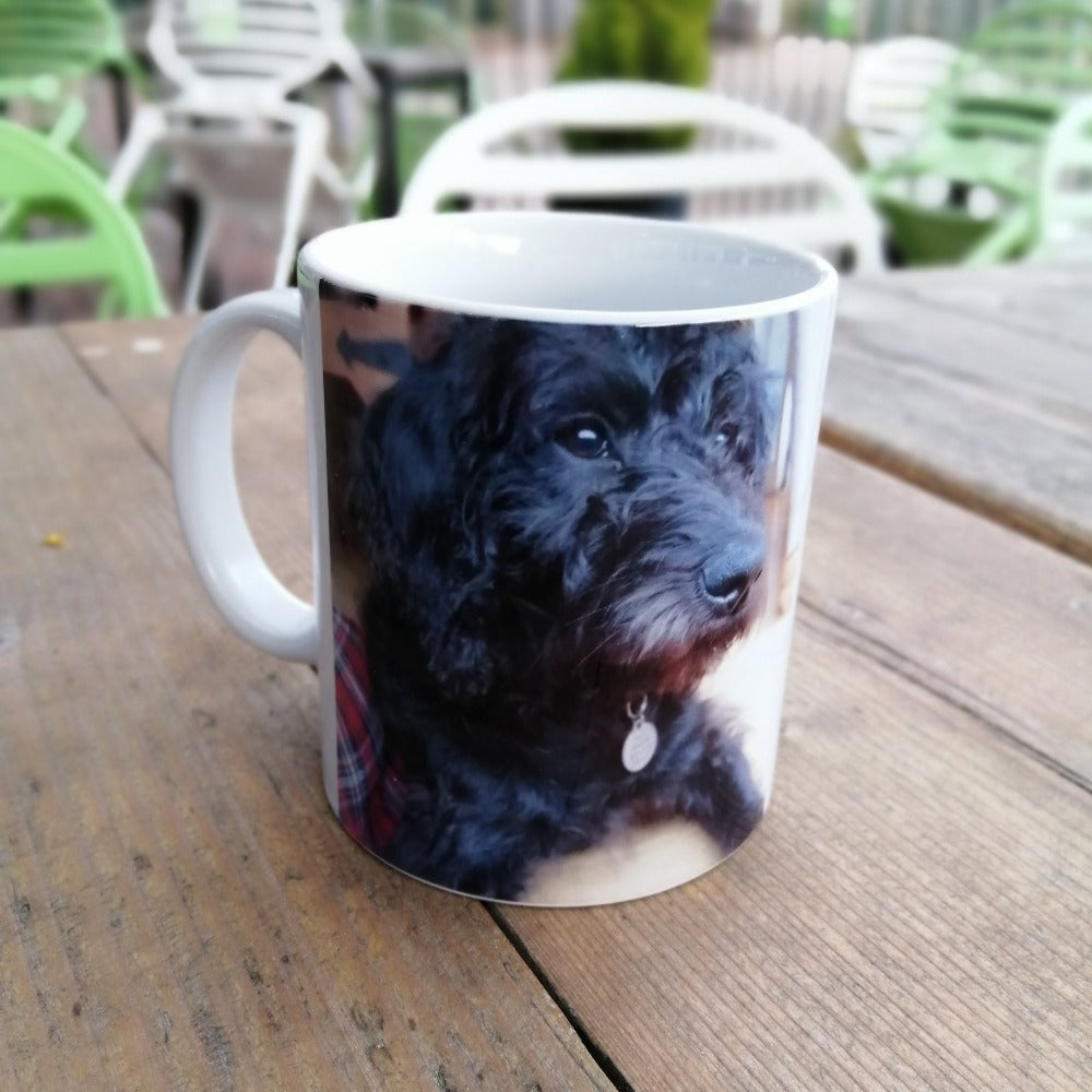 Design your own personalised mug