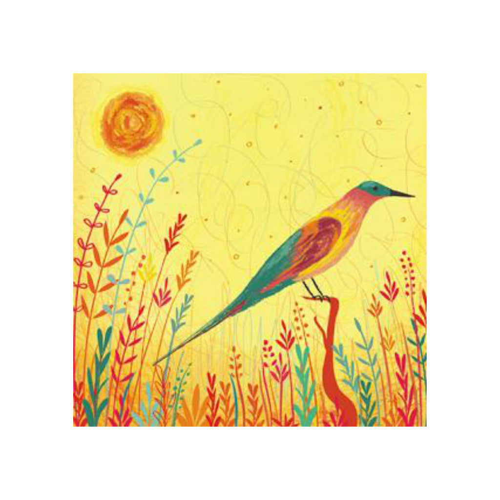 Bee Eater Greetings Card