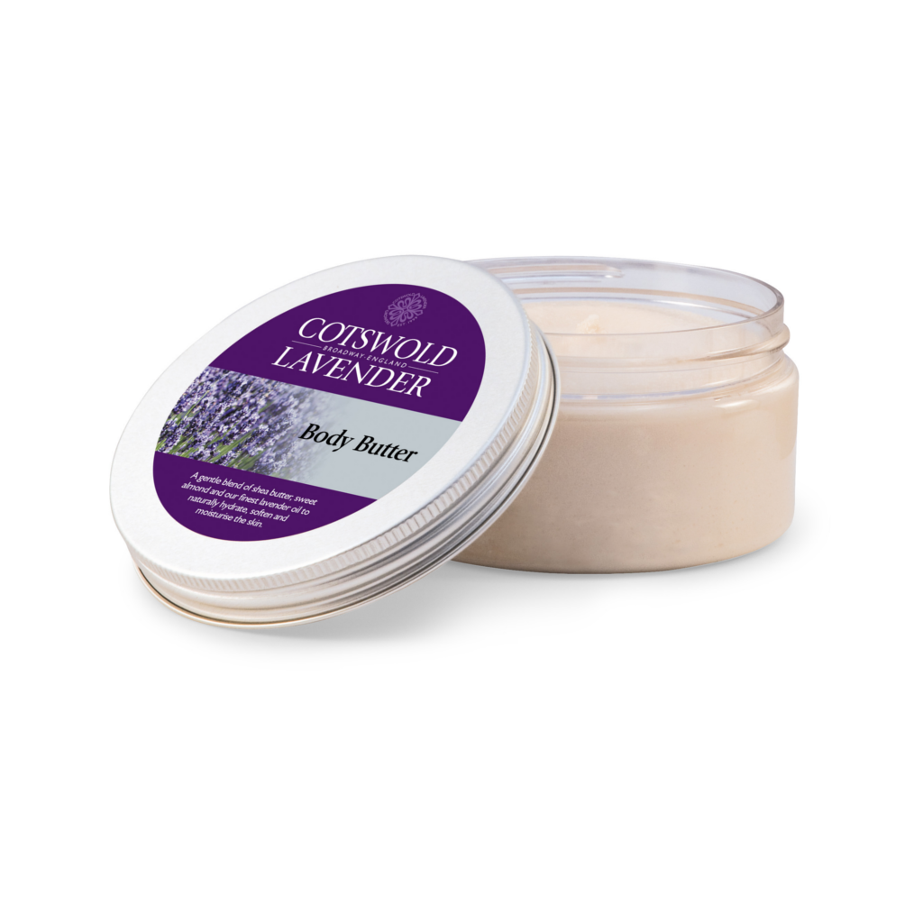 Cotswold Lavender Body Butter