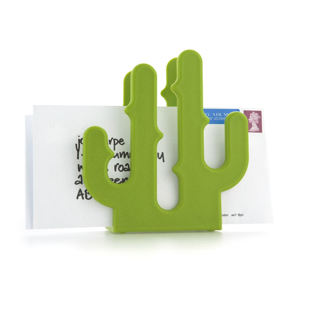 Cactus Letter Holder