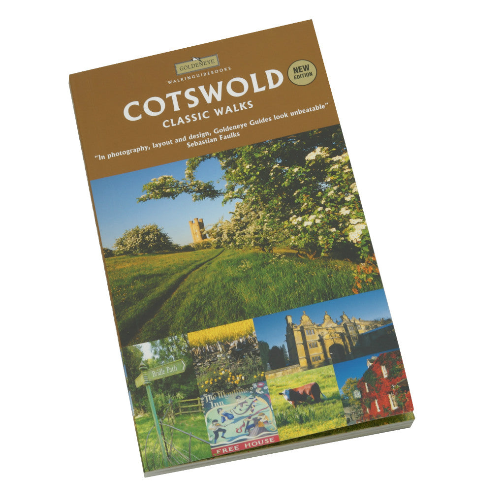 Cotswold Classic Walks Book