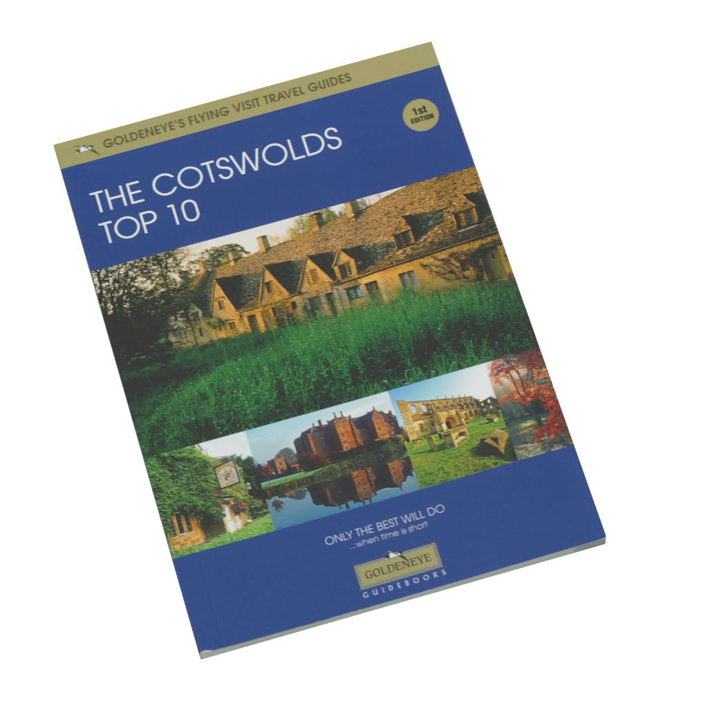 The Cotswolds Top 10 Guide Book