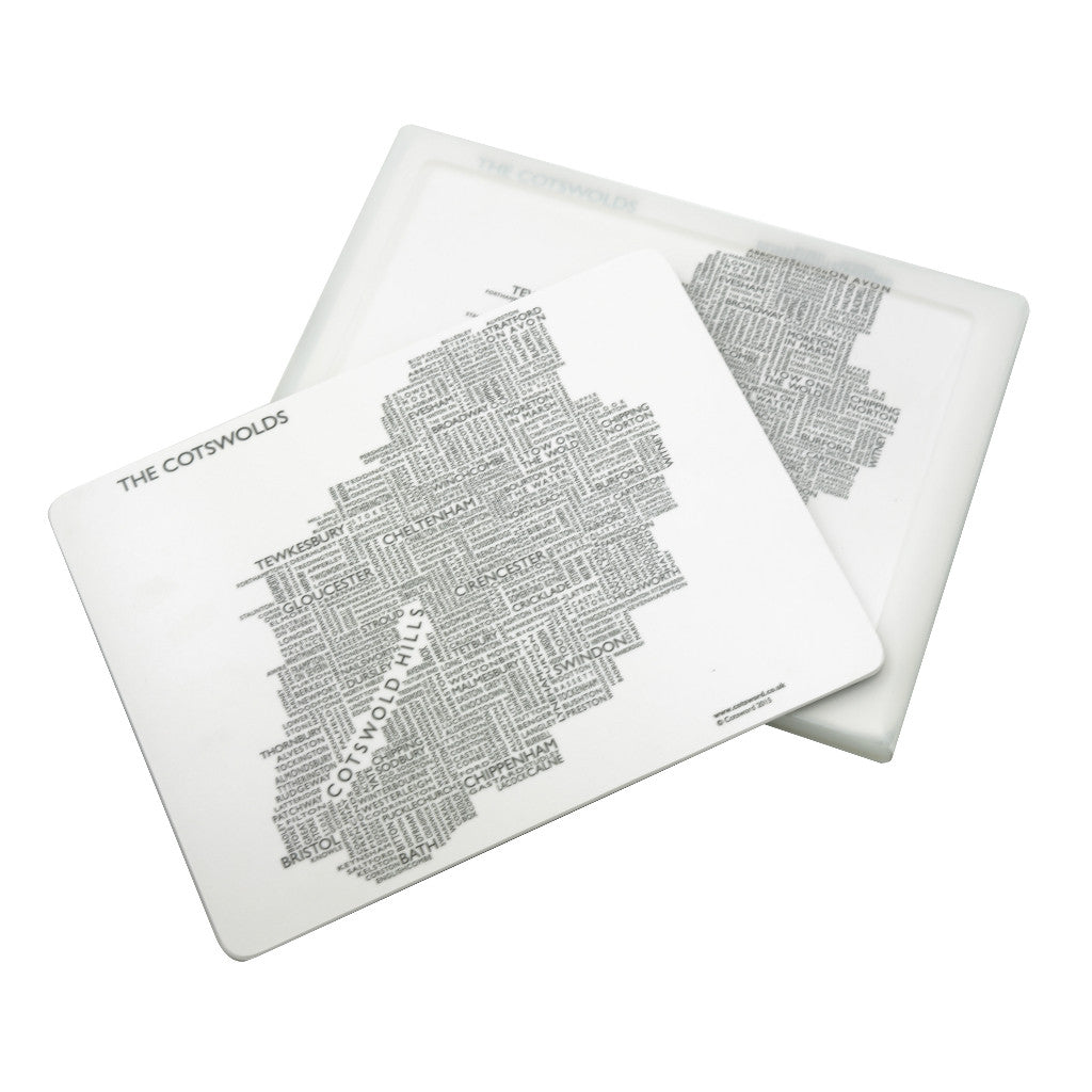 Cotsword Tablemats (set of 4)