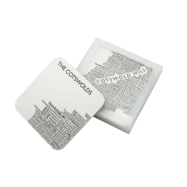 Cotsword Coasters (set of 4)