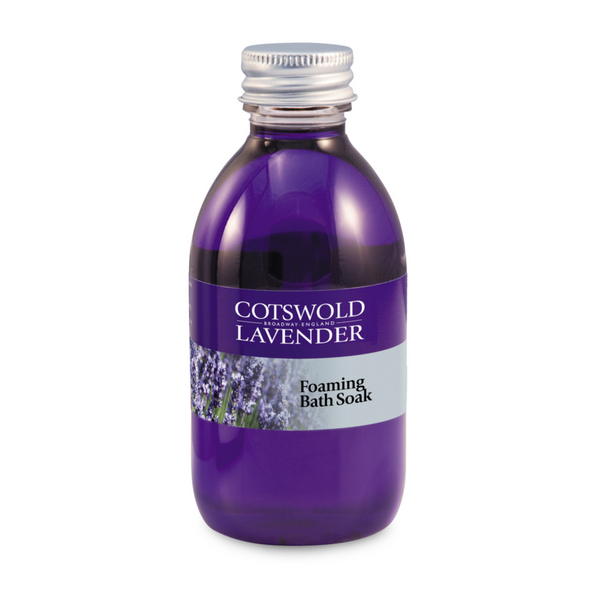 Cotswold Lavender Foaming Bath Soak