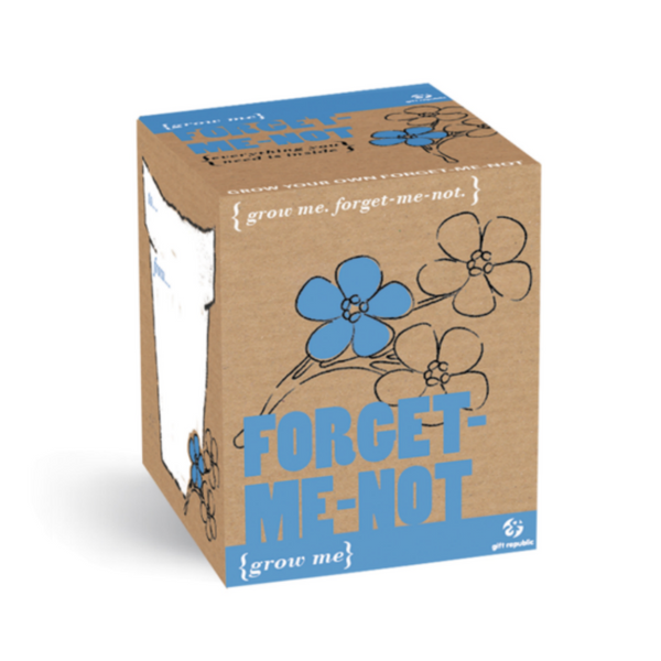 Forget-Me-Not Grow Me Kit