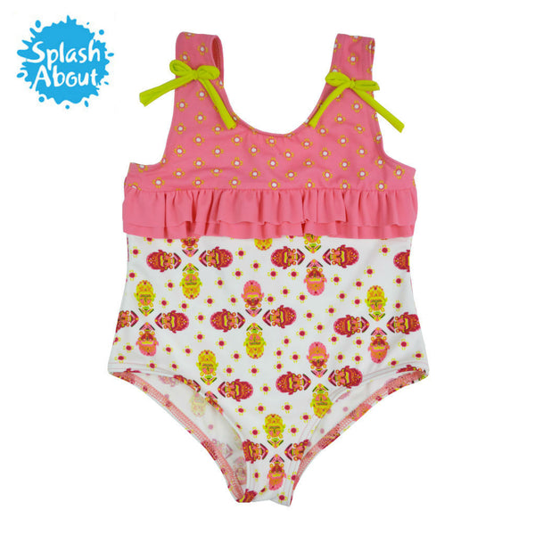Girl's Ruffle Kayla Swimsuit