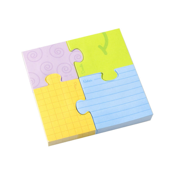 Puzzle Note Pad & Board