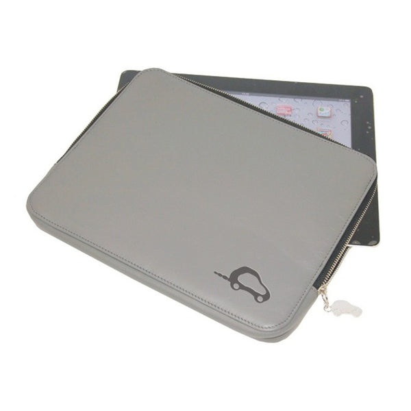 Car Leather iPad Case