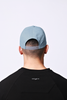 SUEDE CAP · LIGHT BLUE