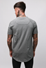 PANEL T-SHIRT · CLASSIC GREY