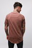 PANEL T-SHIRT · TAUPE