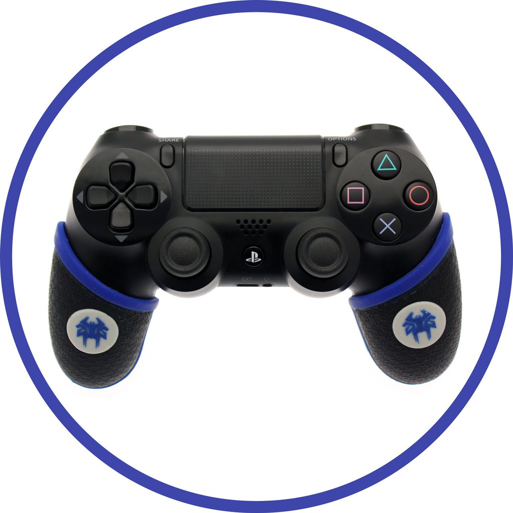 Official Get Gripped PlayStation Grips