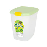 4L Pet Kibble Large Container with Free Scoop - Mr Fluffy