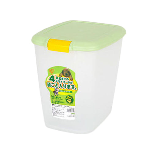 4L Pet Kibble Large Container with Free Scoop - Mr Fluffy Singapore Online Pet Store