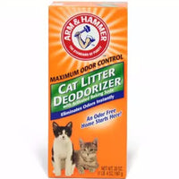 USA Imported Arm & Hammer Cat Litter Deodorizer - Mr Fluffy Singapore Online Pet Store