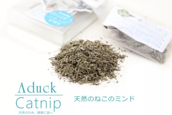 ADUCK Catnip - Mr Fluffy Singapore Online Pet Store